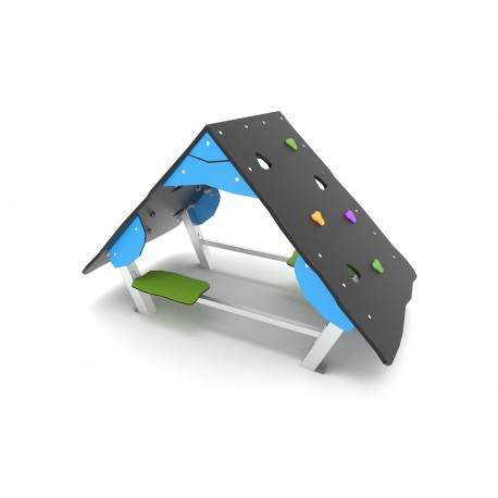 29VP0310 casetta gioco arrampicata