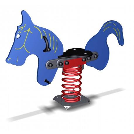 35AA030 Gioco per parchi a molla Pony